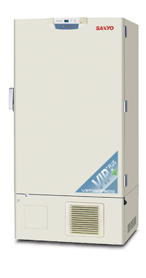 SANYO Announces VIP® Series Ultra-Low Storage Solution Freezer With Industry-Leading Energy Efficiency at 15.1-Kilowatt Hours Per Day*