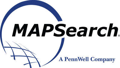 MAPSearch has been providing energy mapping solutions for over 30 years.  (PRNewsFoto/PennWell Corporation)