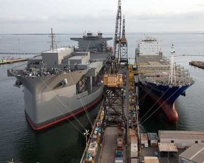 General Dynamics NASSCO delivered three lead ships in 2015: USNS Lewis B. Puller, the Isla Bella and the Lone Star State. Each vessel represents three new and separate ship classes and highlights the diverse portfolio of commercial and government contracts for the San Diego-based shipbuilding company.