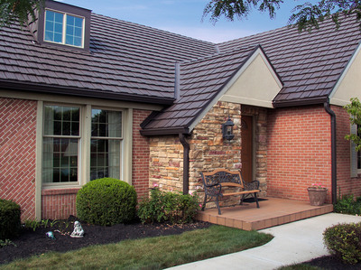 Cool Metal Roofing—A Hot Idea