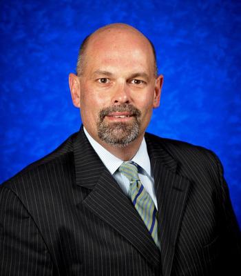 Centerplate's Senior Vice President Steve Cahoon.  (PRNewsFoto/Centerplate)