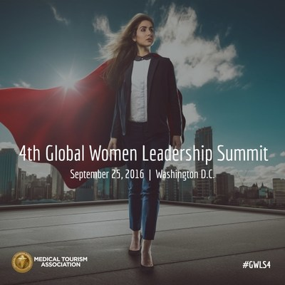 Release your inner Superhero at the 4th Annual Global Women's Leadership Summit.