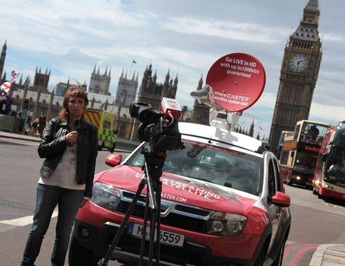 Livestreaming HD ovunque e in qualunque momento: miniCASTER® lancia una rivoluzionaria soluzione
