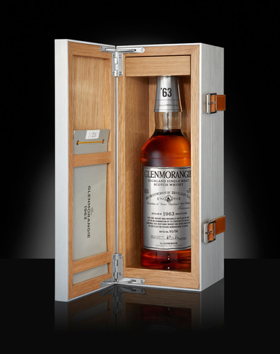 Worlds first Extra Matured Single Malt Scotch Whisky discovered in Highland warehouses.  ...