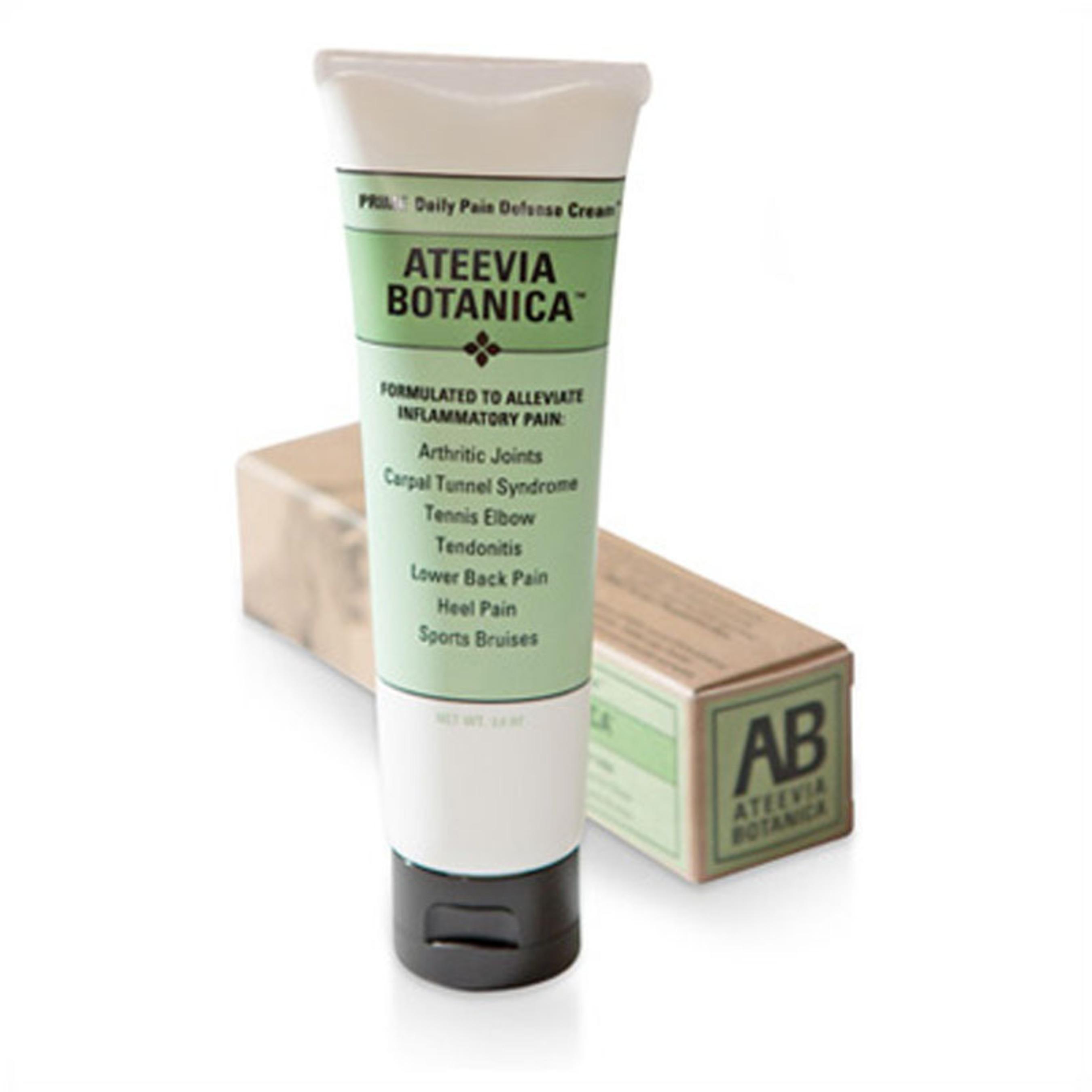 Ateevia Botanica.  (PRNewsFoto/Alquemiste LLC)