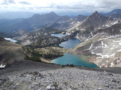 New wilderness act protects alpine lakes in the Boulder-White Clouds