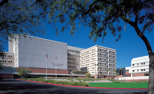 University Medical Center in Tucson, Ariz.(PRNewsFoto/Ventana Medical Systems, Inc.)