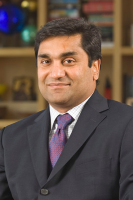 PR Newswire CEO Ninan Chacko. (PRNewsFoto/PR Newswire Association LLC)