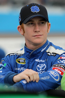 New Speed Stick(R) Gear(TM) Partners With Swan Racing Driver Cole Whitt. (PRNewsFoto/Colgate-Palmolive) (PRNewsFoto/COLGATE-PALMOLIVE)