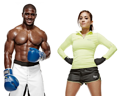 Everlast Signs Reggie Bush and Cara Castronuova to Their Roster of Champions