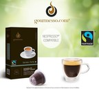 Gourmesso Launches Nespresso(R)* Compatible Coffee Pods in US, Aims To Bring Unique European Coffee Experience And Much More Variety To Americans
