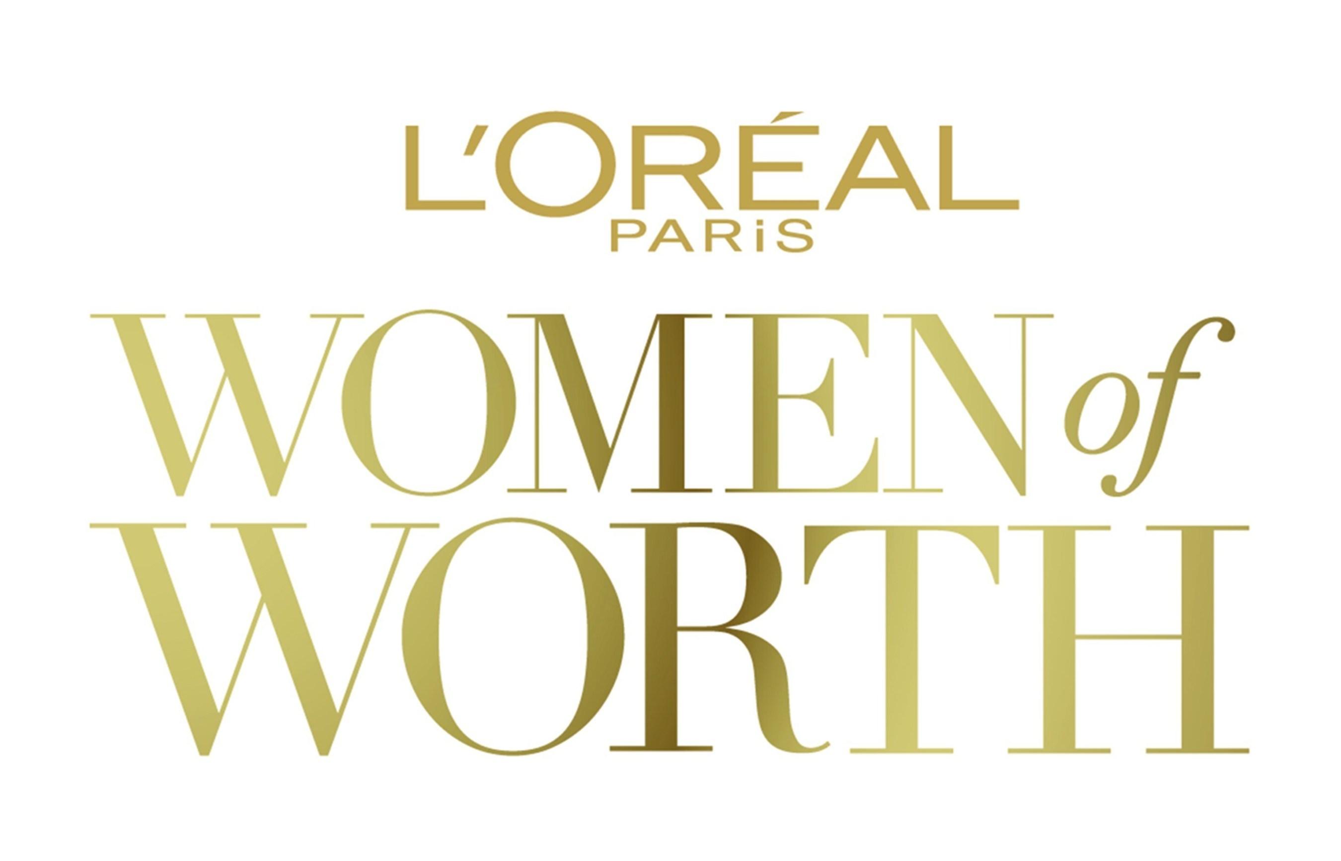 L'Oreal Paris Women of Worth