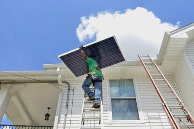 PosiGen Solar Installer.