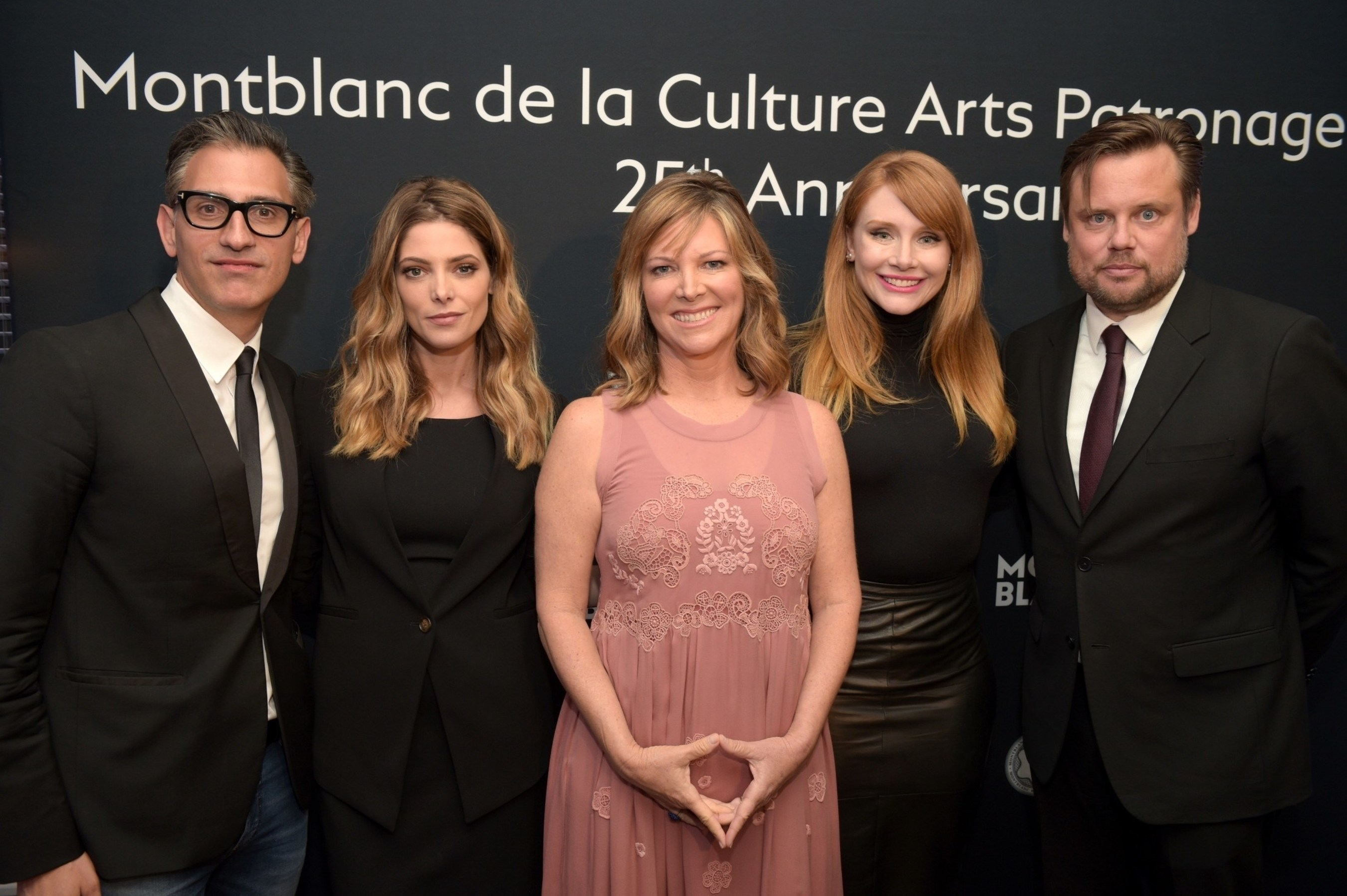 Montblanc Honors Maria Arena Bell with the 25th Annual Montblanc de la Culture Arts Patronage Award
