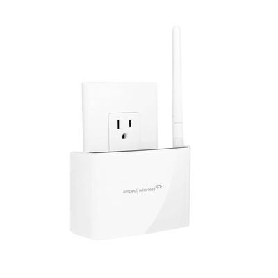 REC15A High Power Compact AC Wi-Fi Range Extender. (PRNewsFoto/Amped Wireless) (PRNewsFoto/AMPED WIRELESS)