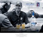 "GREY GOOSE(R) Vodka Named The ""Official Spirit"" Of The PGA TOUR(R).  (PRNewsFoto/GREY GOOSE(R) Vodka)"