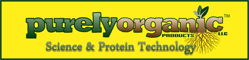 Purely Organic Products is a leading manufacturer and supplier of professional organic fertilizers, soil enhancement and plant management products. (PRNewsFoto/Purely Organic Products, LLC) (PRNewsFoto/PURELY ORGANIC PRODUCTS, LLC)