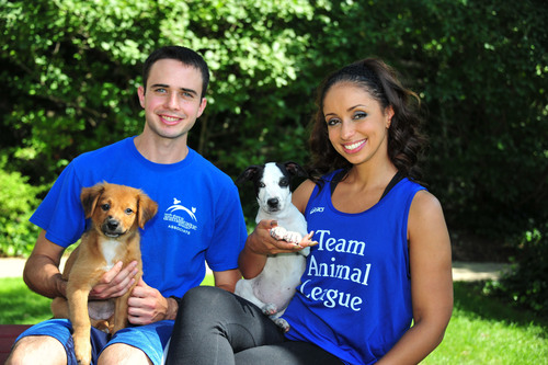 Grammy Award-winning singer Mya will join fifty other animal-loving athletes aiming to raise $200,000 for the ...