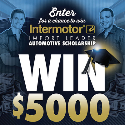 SMP looks to recognize up-and-coming technicians during its Intermotor(R) Scholarship Competition.