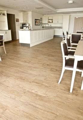 Devine Contact - Dining Room (PRNewsFoto/Devine Color Floor)