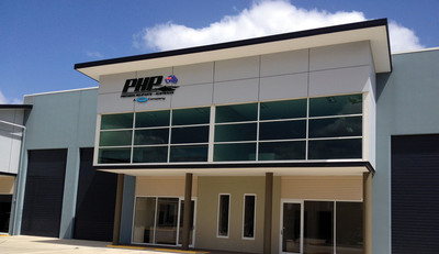 Precision Heliparts (PHP), a Precision Aviation Group (PAG) Company Opens New Facility In Brisbane, AU. (PRNewsFoto/Precision Aviation Group) (PRNewsFoto/PRECISION AVIATION GROUP)