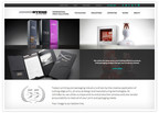 Printing and packaging specialist JohnsByrne's newly redesigned website. (PRNewsFoto/JohnsByrne Company)