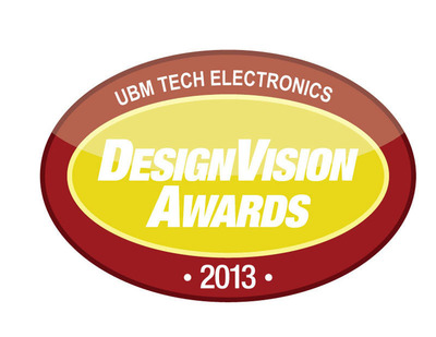 DesignCon announces the 2013 DesignVision Award Winners.  (PRNewsFoto/UBM Tech)