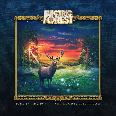 Electric Forest Announces Return to Rothbury, Michigan, June 23-26