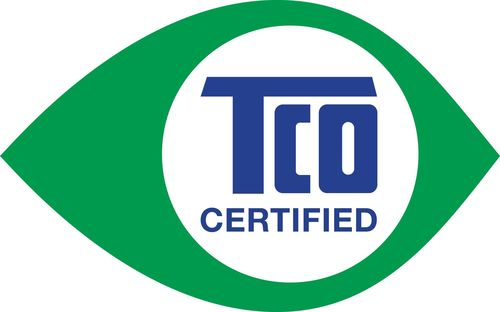 TCO Certified.