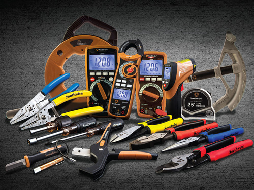 Southwire Introduces Electrician's Tools that are More Durable, Perform Better and Enhance the Total Solutions for Professional Contractors.  (PRNewsFoto/Southwire Company)