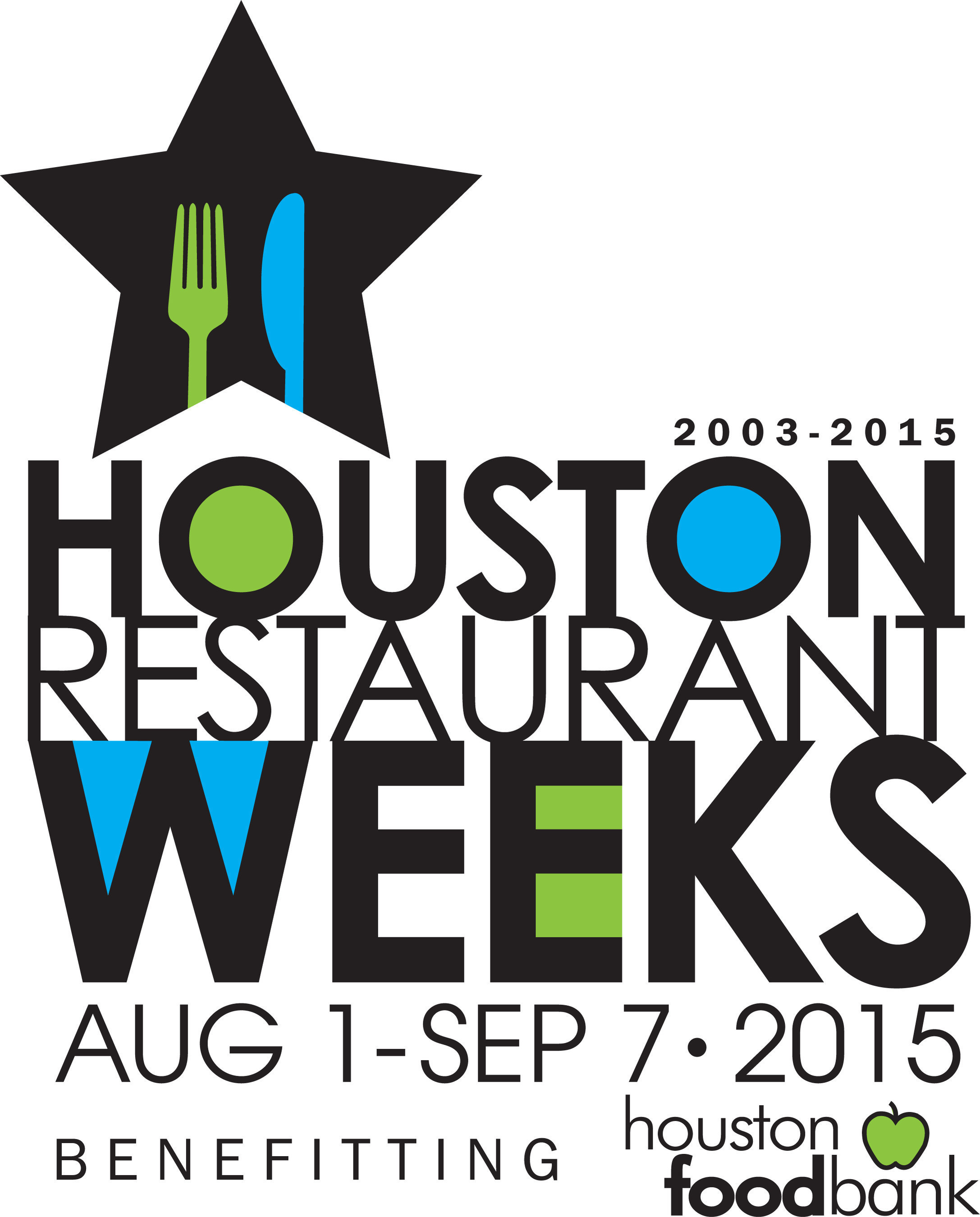 Houston Restaurant Weeks, the single largest fundraiser in the United States benefiting the largest food bank in America, returns August 1st and runs through Labor Day, September 7th.