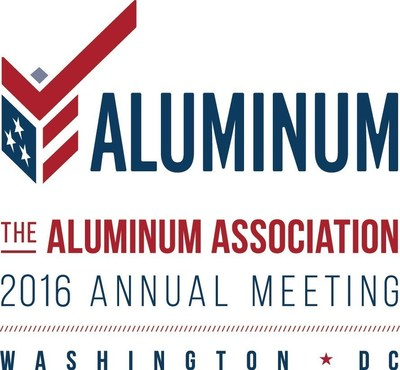 "The Aluminum Association announced new Board members and leadership during its annual meeting in Washington, D.C. -- ""Vote Aluminum."""