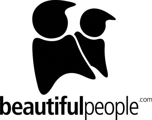 BeautifulPeople.com Logo.  (PRNewsFoto/BeautifulPeople.com)