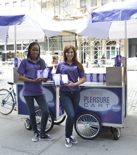 Trojan(TM) Vibrations Gets Americans Buzzing About Pleasure with a Multi-City Vibrator Giveaway.  ...