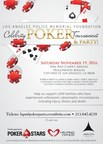 Los Angeles Police Memorial Foundation Celebrity Poker Tournament And Casino Night Hosted by Don Cheadle