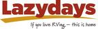 Lazydays logo.  (PRNewsFoto/Lazydays)