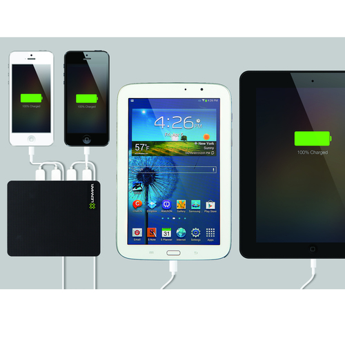 Lenmar Mutant External Battery Pack for Tablets and Smartphones . (PRNewsFoto/Lenmar Enterprises, Inc. )