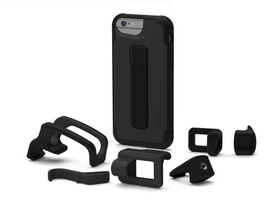 olloclip Studio:  the complete mobile photography solution - a Protective case combined with integrated mountable accessories for the iPhone 6 family.