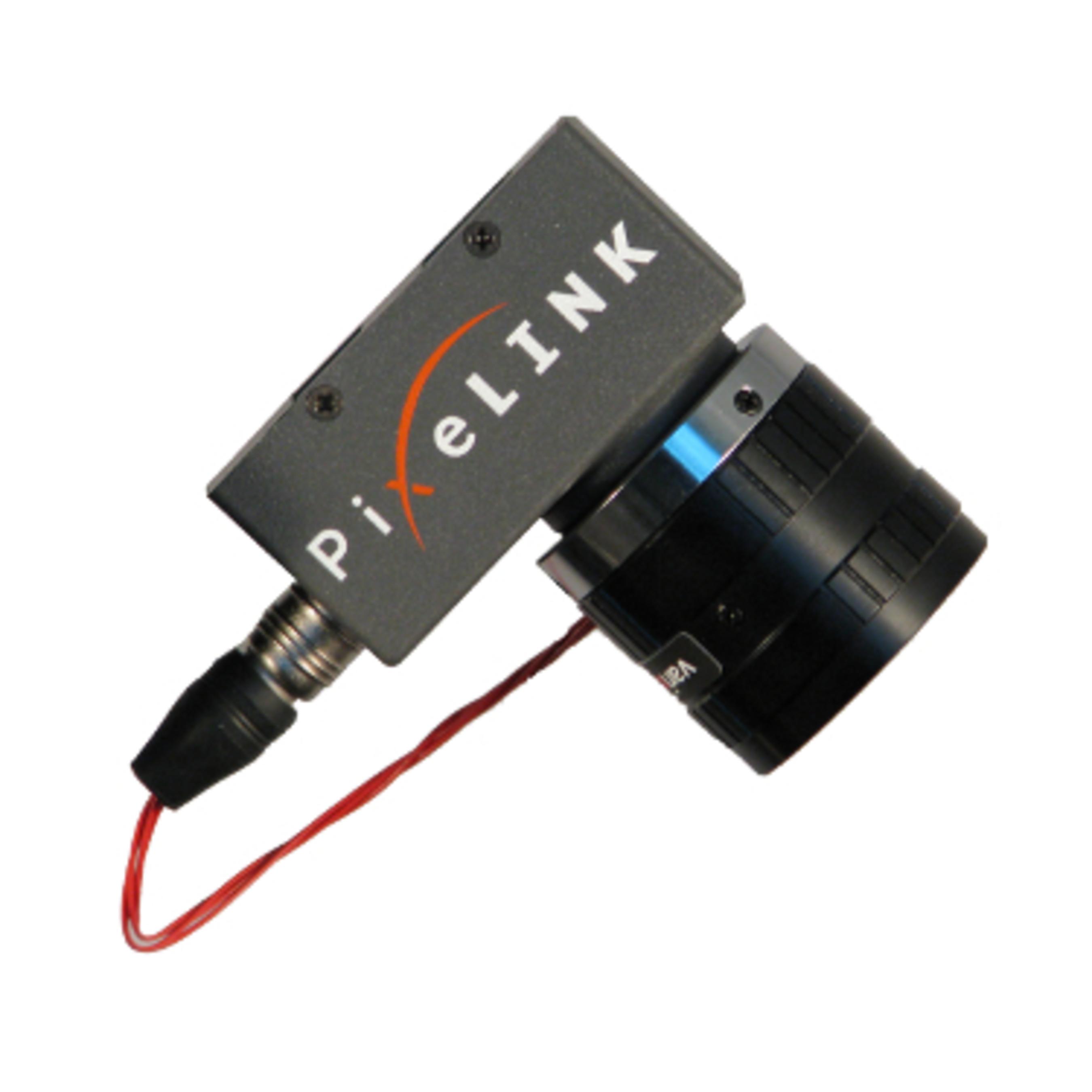 PixeLINK leverages Varioptic electrowetting liquid lens technology (PRNewsFoto/PixeLINK)
