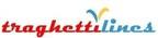 TraghettiLines - OkFerry Logo