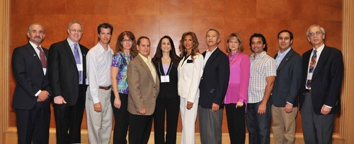2013 DDF Symposium Speakers, Committee, Event Chairs and DDF President (PRNewsFoto/Debbie's Dream Foundation)