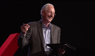 """Dave Berkus speaks worldwide about his fifty-plus years as an entrepreneur and investor, and lessons learned, titling his talk """"Smiling at success; laughing at failure."""""""