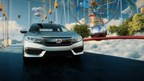 """New Honda Advertising Campaign, """"Dreamer"""" Celebrates the Imaginative, Innovative Redesign of the All-New 2016 Civic"""