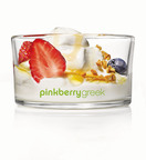 Pinkberry® Offers Free Fresh, Not Frozen Greek Yogurt Throughout The Month Of April