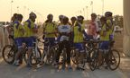Pedalling Uphill: Dubai Roadsters organises twice-yearly Coast-to-Coast rides, from the Arabian Gulf to the Indian Ocean