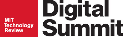 MIT Technology Review Digital Summit Logo.  (PRNewsFoto/MIT Technology Review)