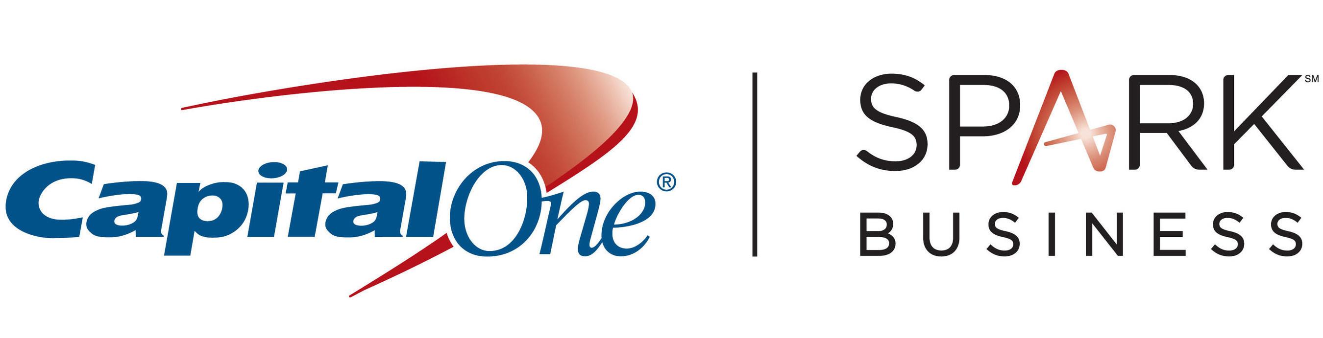 Capital One Spark Business Logo