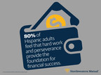 Northwestern Mutual Survey Reveals Hard Work and Perseverance are the Foundation of Financial Success for Most Hispanics