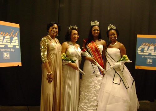 Food Lion Crowns Miss CIAA 2011