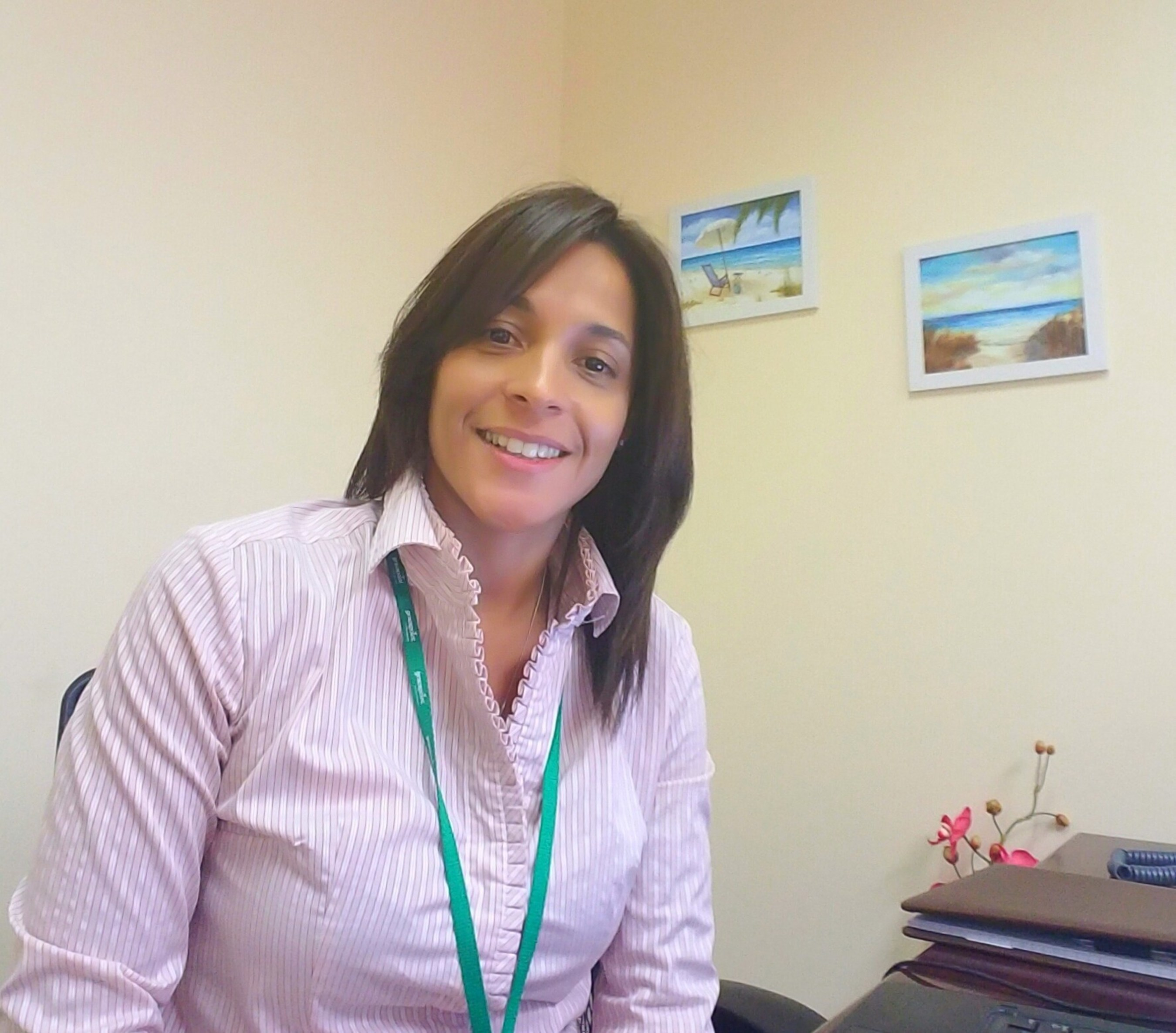 Winner of the Loan Repayment Grant: Ileana Angeles